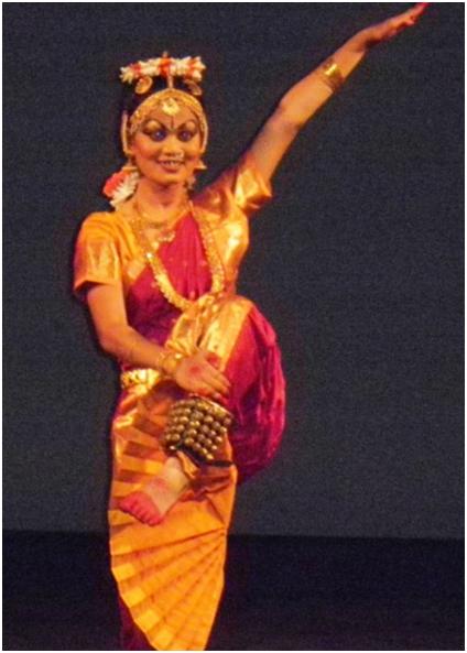 Rajasi Wagh : Nritya Vibhushan Nrutyarthi Kalakshetram